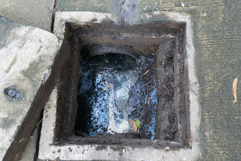 Blocked Sewer Drain Unblocked in Ramsgate Kent